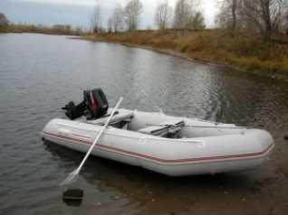 Выбор лодки ПВХ