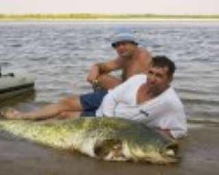 На Кубани много водоемов, где можно отлично порыбачить