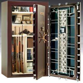 Сейфы лучшее место для хранения оружия и ценностей
