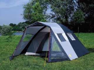 Учимся правильно устанавливать палатку