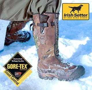 Обувь Irish Setter - выбор рыбака